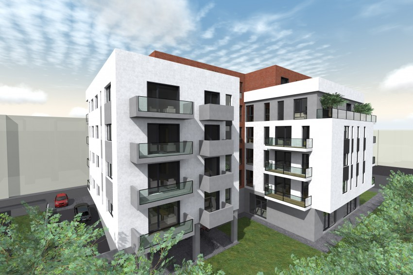 Apartament 2 camere - 75.95 mp